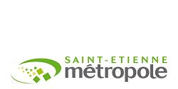 Logo Saint-Etienne métropole