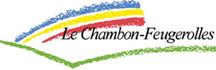 Ville du Chambon-Feugerolles Logo